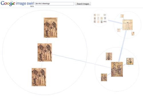 Google Image Swirl 2