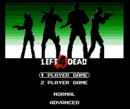 Left 4 Dead for NES