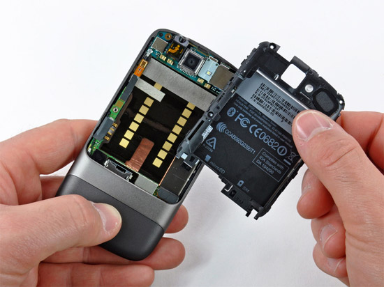Nexus One Teardown 2