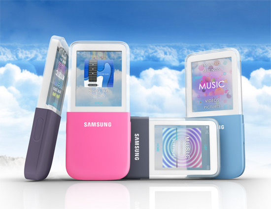 Samsung IceTouch 4