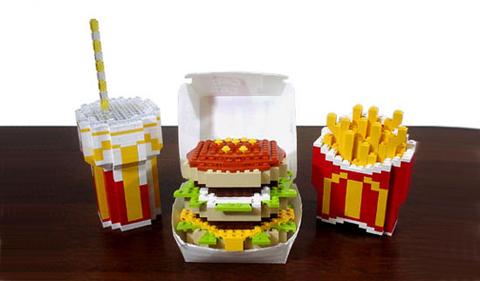 Lego BigMac 1