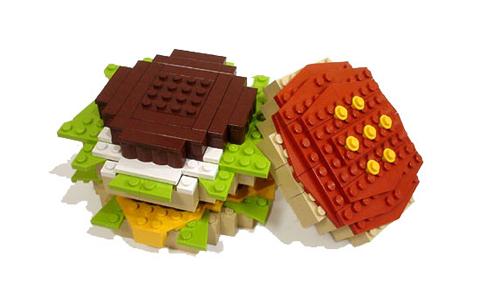 Lego BigMac 2