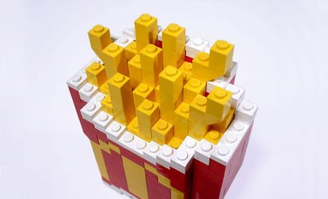 Lego BigMac 4