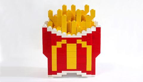 Lego BigMac 5