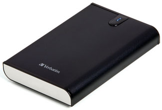 Verbatim Combo Portable Hard Drive
