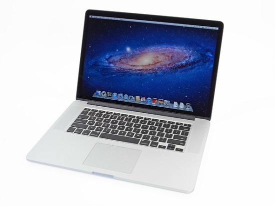 MacBok Pro with Retina Display