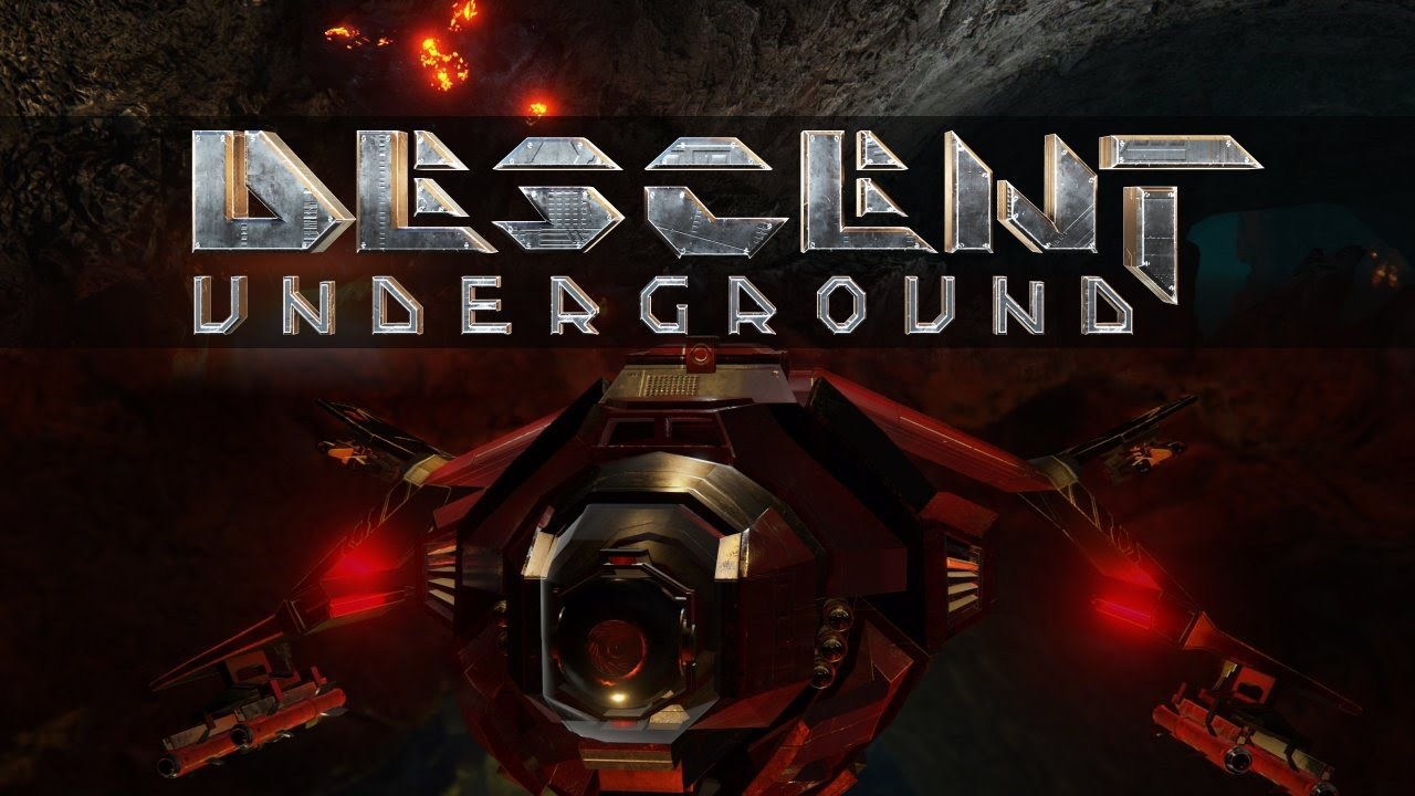 Descent Underground