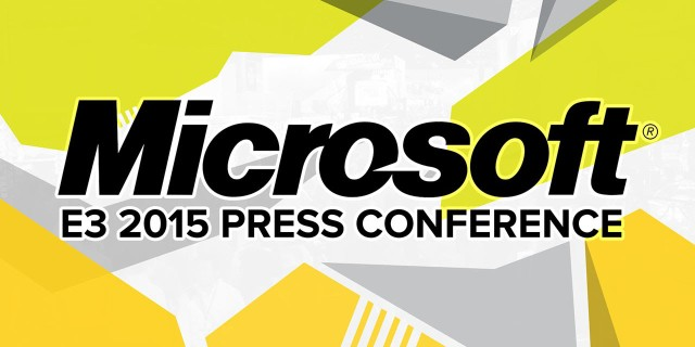 E3 2015 - Microsoft Press Conference