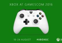 Xbox Gamescom 2016