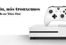 Música de fundo no Xbox One