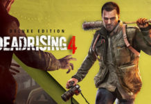 Dead Rising 4 Deluxe Edition