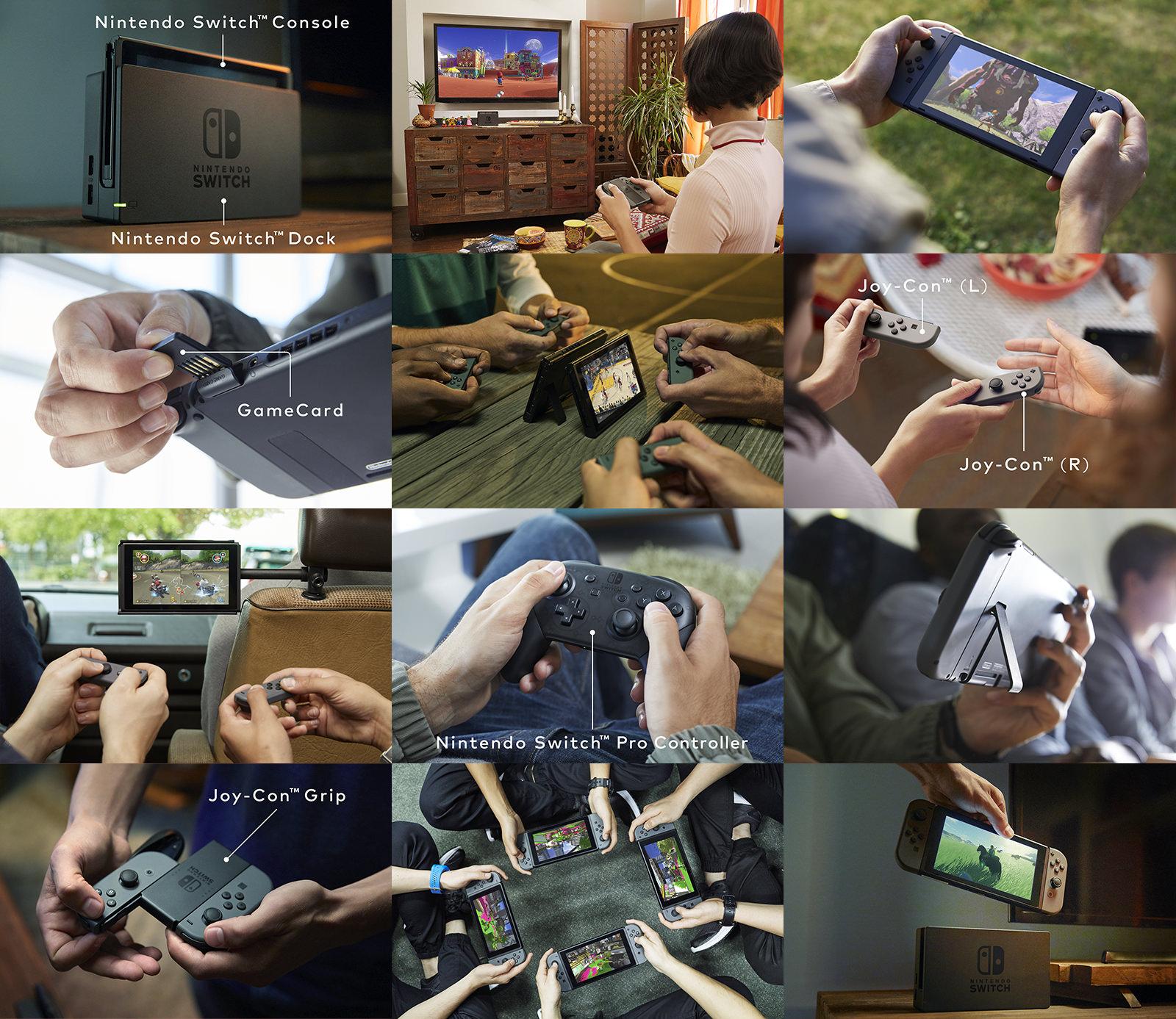 Galeria Nintendo Switch