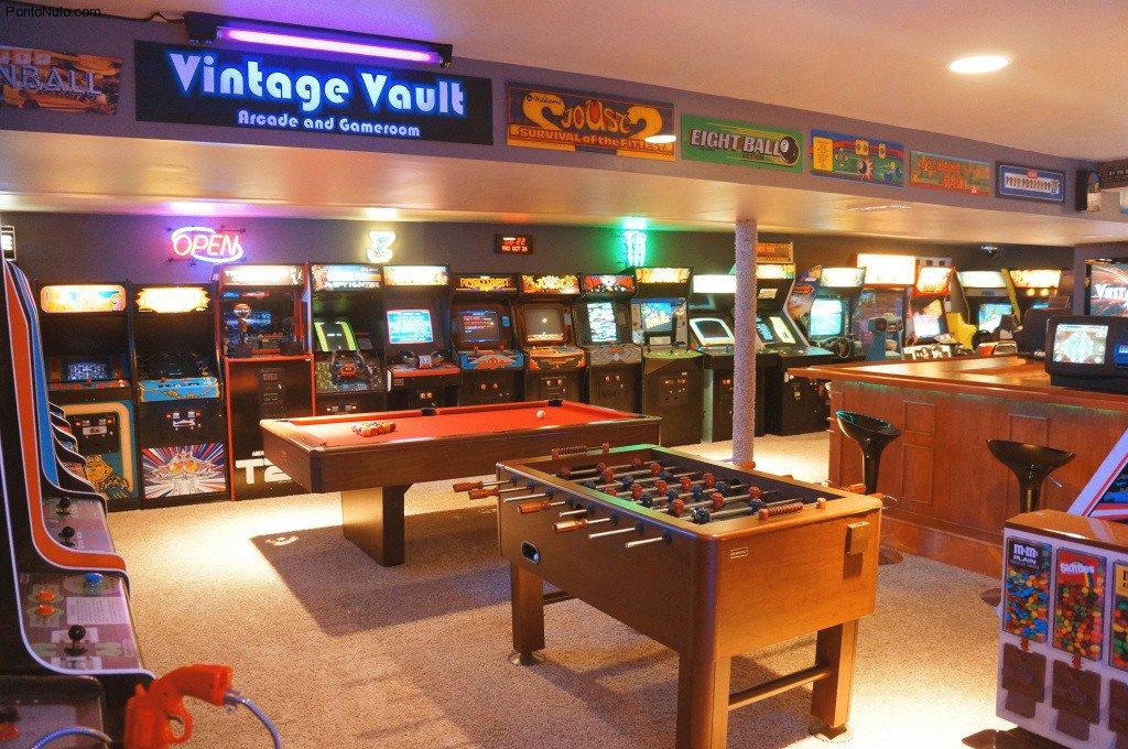 Arcade caseiro #1