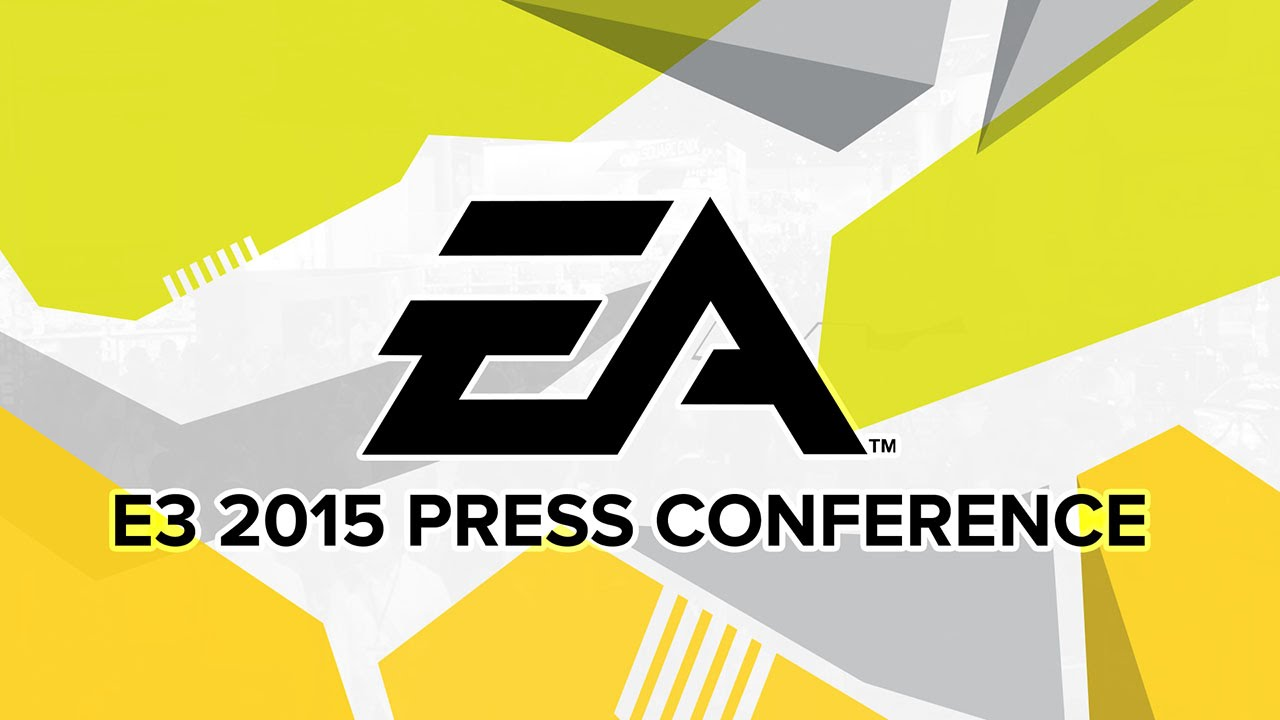 E3 2015 - Eletronic Arts Press Conference