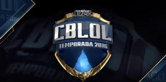 CBLoL 2016