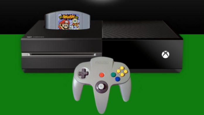 Nintendo 64 no Xbox One