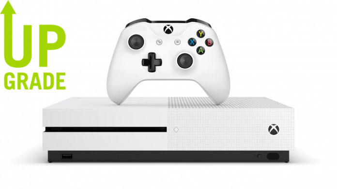 Xbox One S UP