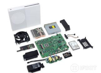 Xbox One S Desmontado