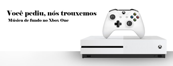 Música de fundo no Xbox One